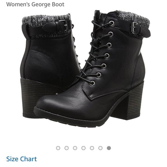 245aabd9e1 Mia George Women Round Toe Boots. M 5ac995e31dffda3604666422